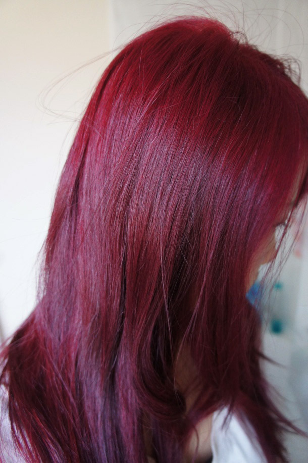 صبغ الحناء لون الشعر الأحمر، 100% الطبيعية