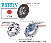 EXEDY heat resistance disc clutch and covers with high durability