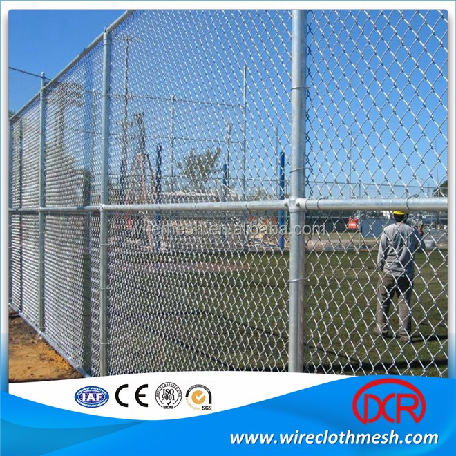 Removable Pvc Chain Link Fence Buy Pvc Chain Link Fence