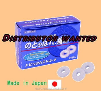 Oral care and Throat Lozenges available for relief from throat discomfort feeling