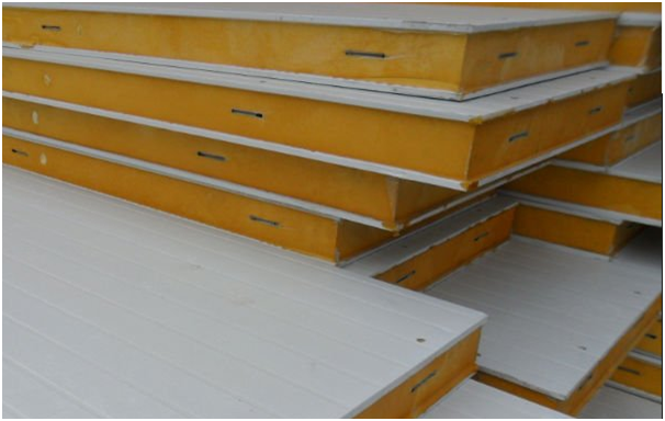 Insulation core polyurethane polyisocyanurate rockwool for Rockwool insulation panels