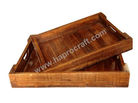 2015 Design Wooden Antique Serving Trays (TH 3464)