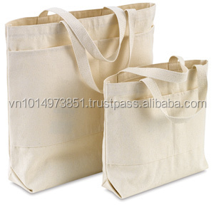 certified organic cotton bags and pouches