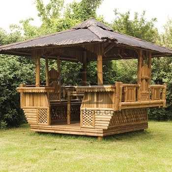 gartenm bel bamboo tiki bar h tte bambus bar f r resoft haus garten bambus stuhl stuhl. Black Bedroom Furniture Sets. Home Design Ideas