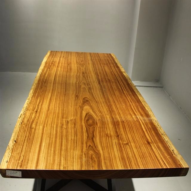 2017 Wood Rustic Dining Table Furniture Zebra Slab For Room Design