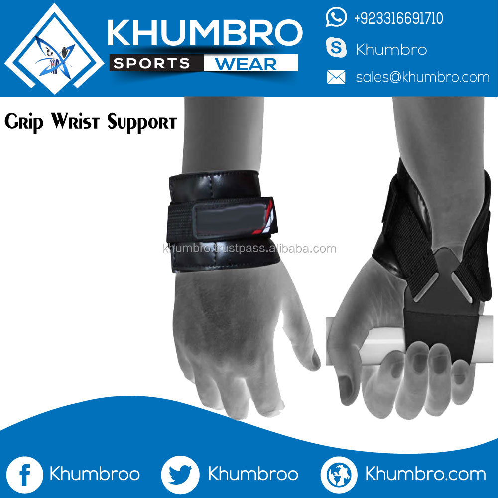 Ultra Reverse Lifting Grips Wrist Support