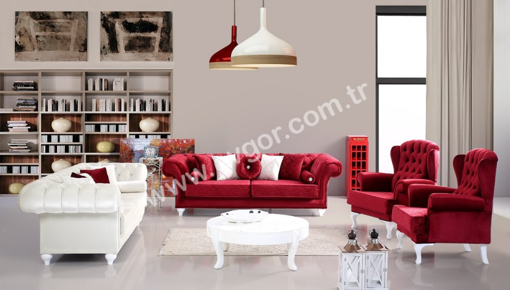 Beloni Chester Sofa Set