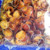 Dried bael fruit herbal product herbal tea