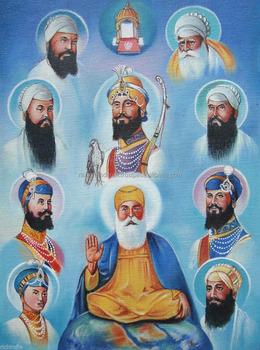 ten sikh gurus