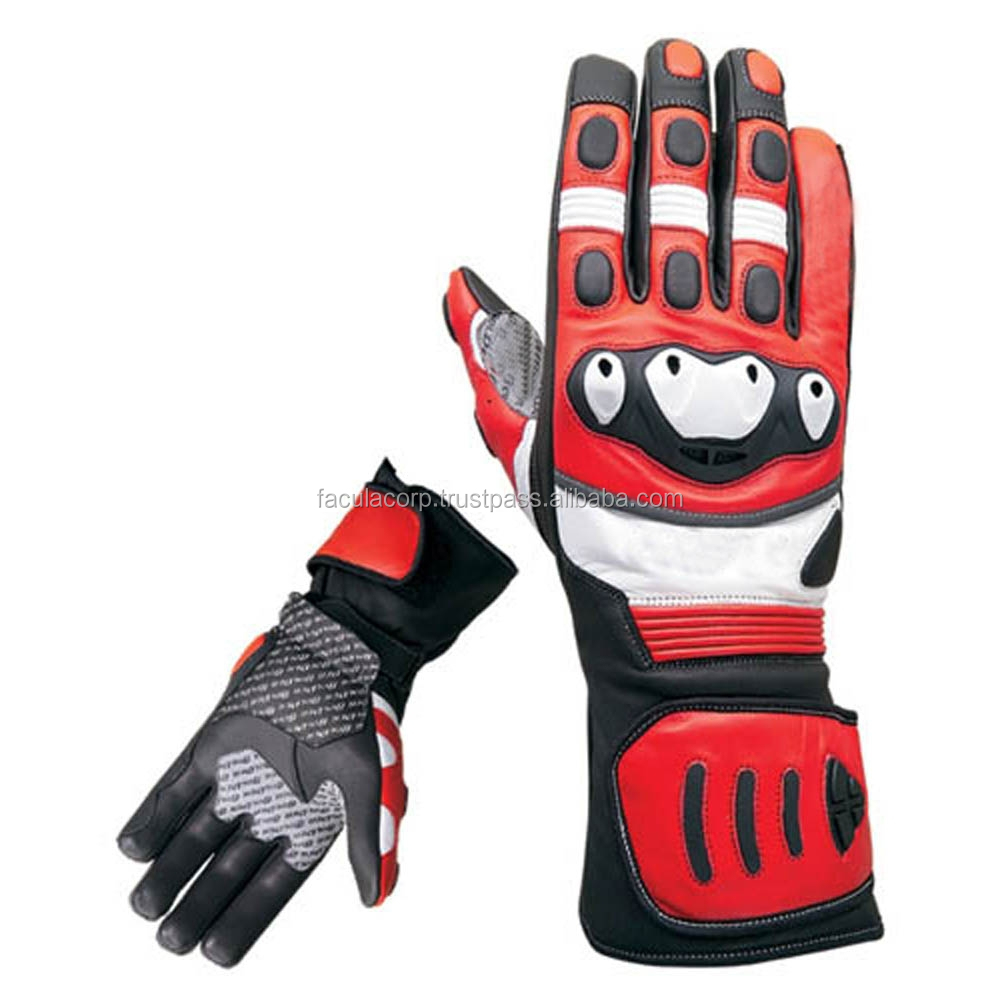 Hot Adult Motorcycle Gloves Motorbike Bike Riding Sports Gym Gloves. FC-10124
