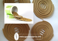 High quality Vietnam Oud or Agarwood Incense Coils or Incense Spiral, the best price with Min. order from 10kg