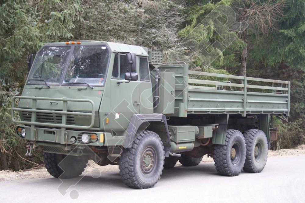Steyr (man) 1491 6x6 10t Military Truck - Buy 4x4 6x6 8x8 Truck Trucks,Ex  Military Army Bundeswehr Bw Truck Trucks,Offroad Heavy-duty Truck Trucks