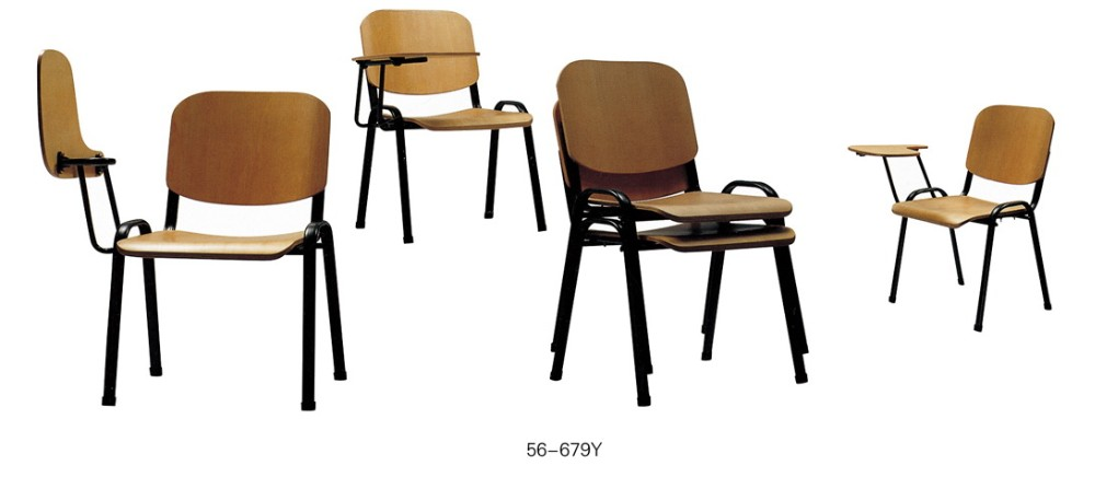 dining room restaurant stackable K/D back bent plywood for chair seat parts