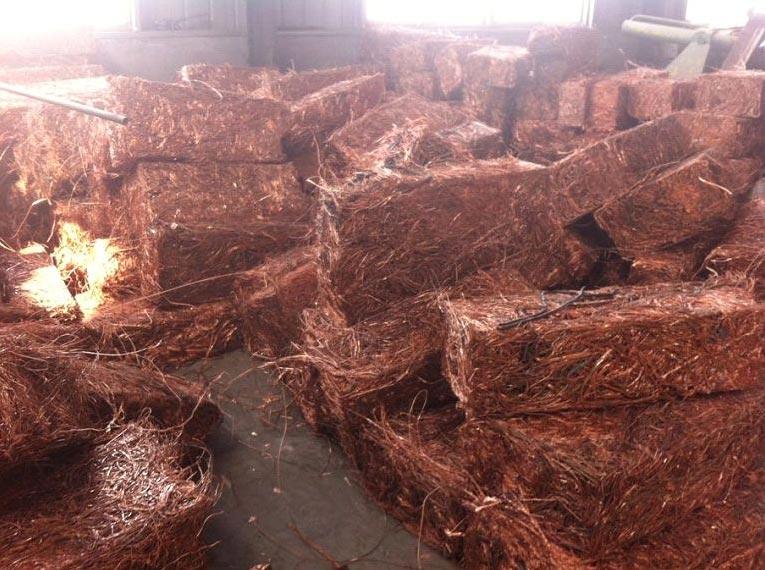 Copper Wire Scrap - Buy Scrap Copper Wire For Sale Product on ...