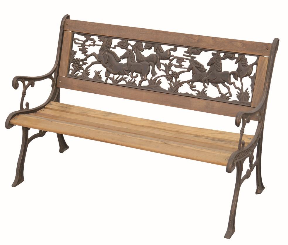Trade Assurance Garden Furniture Outdoor Bench Antique