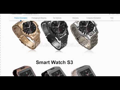 Leather smart watch pc 1 22 inch waterproof 0 3 mp camera bluetooth