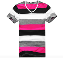 Fashion Striper t shirt factory