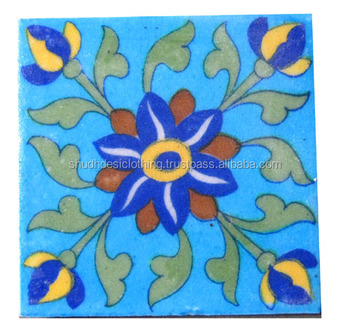 New Jaipur Blue Pottery Tiles