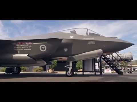 Event Profile: Marand Lockheed Martin F35 Fighter Jet Launch