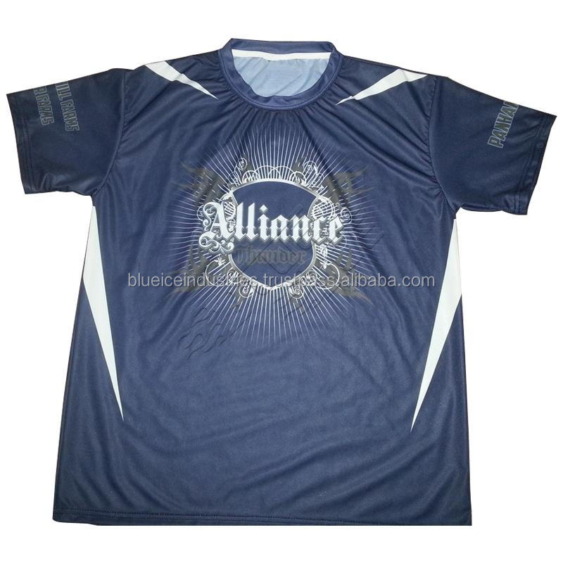 custom sublimated softball team jersey