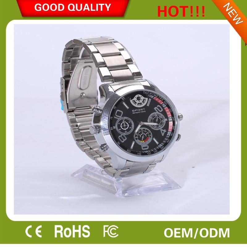 High Quality Hd 1296p 2k Hidden Spy Watch Camera,Smart Dvr Watch ...