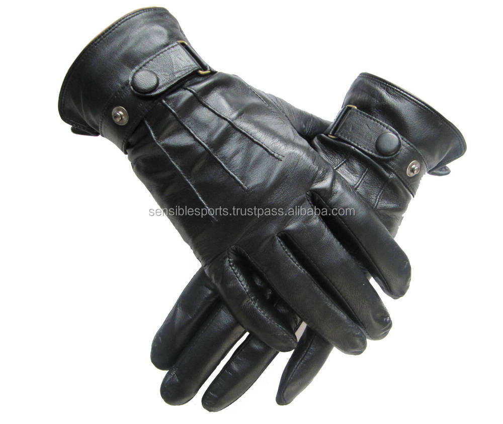 Childrens black leather gloves - Black Leather Gloves With Zipper Black Leather Gloves With Zipper Suppliers And Manufacturers At Alibaba Com
