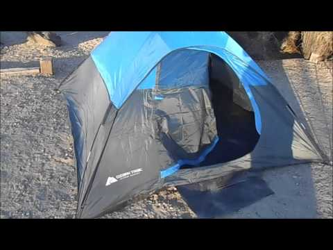 Get Quotations · Budget Backpacking Tent Review- Ozark Trails / Walmart Tent & Cheap Tent And Trails find Tent And Trails deals on line at ...