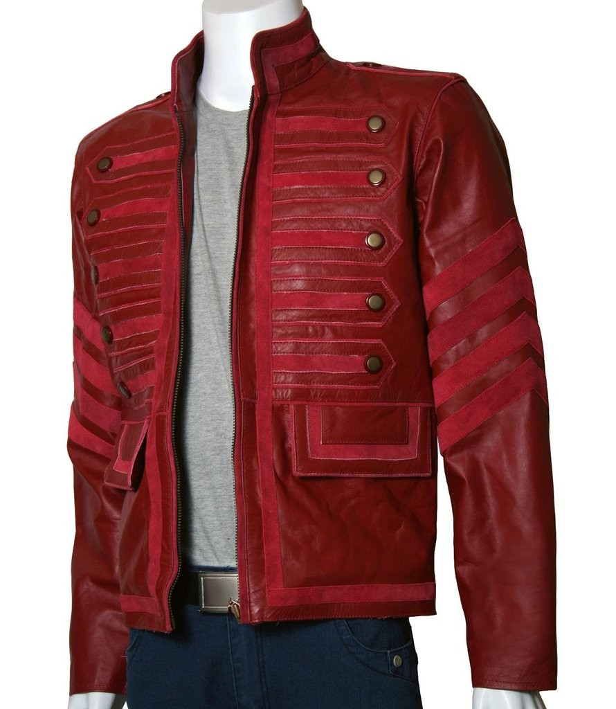 Custom Design Hot Sale Leather Jacket For Men/pure Leather Jacket ...