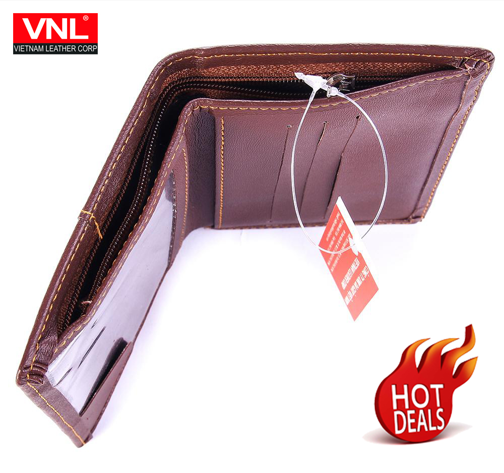 Premium Leather Wallet For Men's Leather Fashion Wallet Vertical Style Import Export Wallet