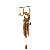 High Quality Bird Bamboo Wind Chime Wholesale at Low Price