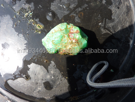 Chrysoprase Natural Gemstone Rough Wholesaler Jaipur India