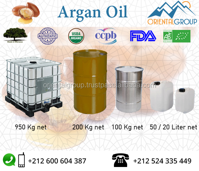 Own Brand Argan Oil in Bulk Manufacturer malak bio