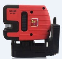 KOISS ML-180P/EP/SP Mini Line Laser Level - Made in Korea