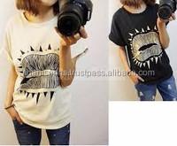 T-shirt / tshirt / Printed T-shirt / Short Sleeve T-Shirt / Tee