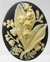 Lily of the Valley Cameo