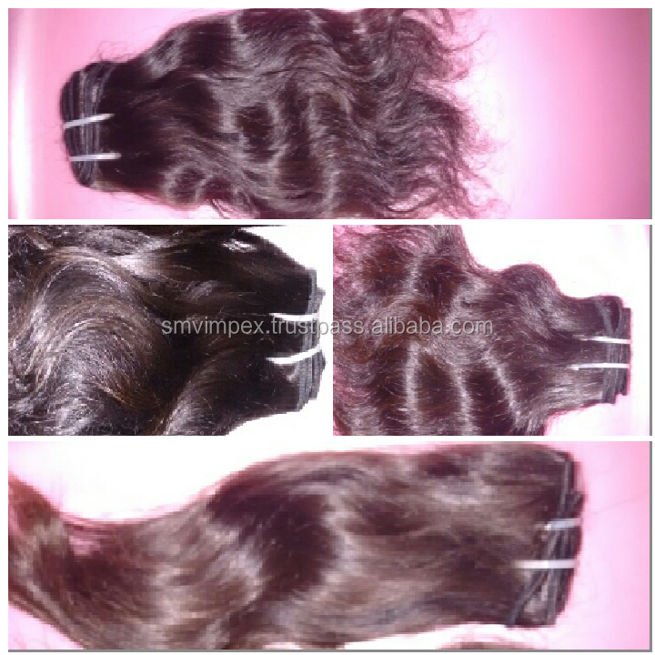 Low price promotional dyeable loose wave indian bulk hair extension best texture and good color remy hair weaving.hot selling