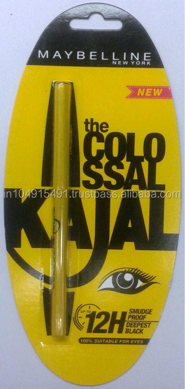 Kohl :: Colossal Kajal :: 0.35gm :: Deepest Black :: Surma ...