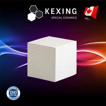 Loose Mullite Monolith Honeycomb ceramic heat exchanger