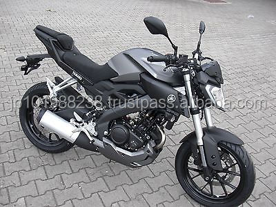 YAMAHA MT-125 MOTORCYCLE (7179 GASOLINE)
