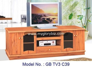 New Design Wooden Modern TV Stand Furniture For Living Room, Tv Lcd Base  Cabinet Designs