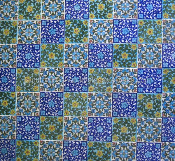 Interior wall decorative scenery tiles hotel lobby wall for Designhotel wienecke xi hotel