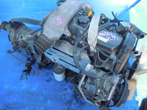 HIGH QUALITY USED TOYOTA ENGINE 3L FOR SALE FOR HIACE, HILAX (EXPORT FROM  JAPAN)
