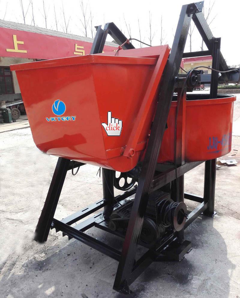 concrete extrusion machine