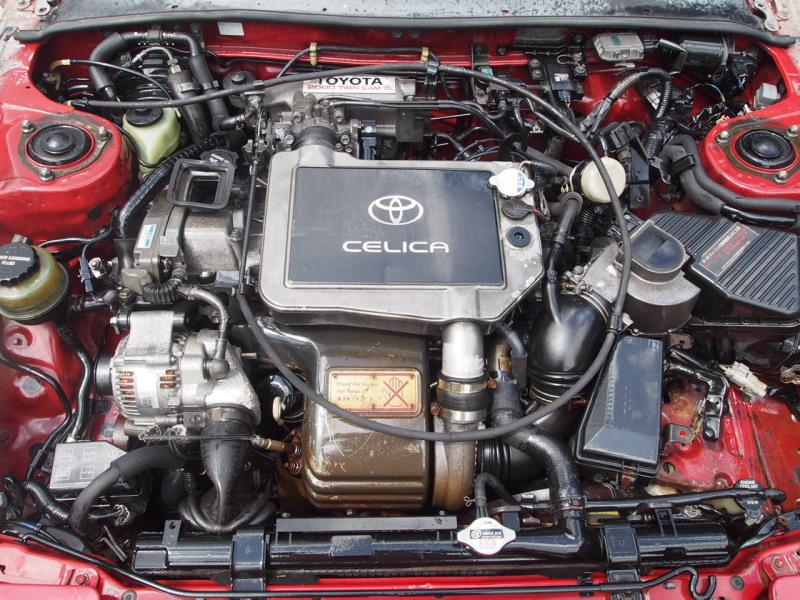 Used Jdm Lsd Manual Engine Motor Clip For Celica Gt4 Gt