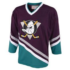 Anaheim Ducks Ice Hockey Jersey - Buy Youth Ice Hockey Jerseys ... a44f89af467
