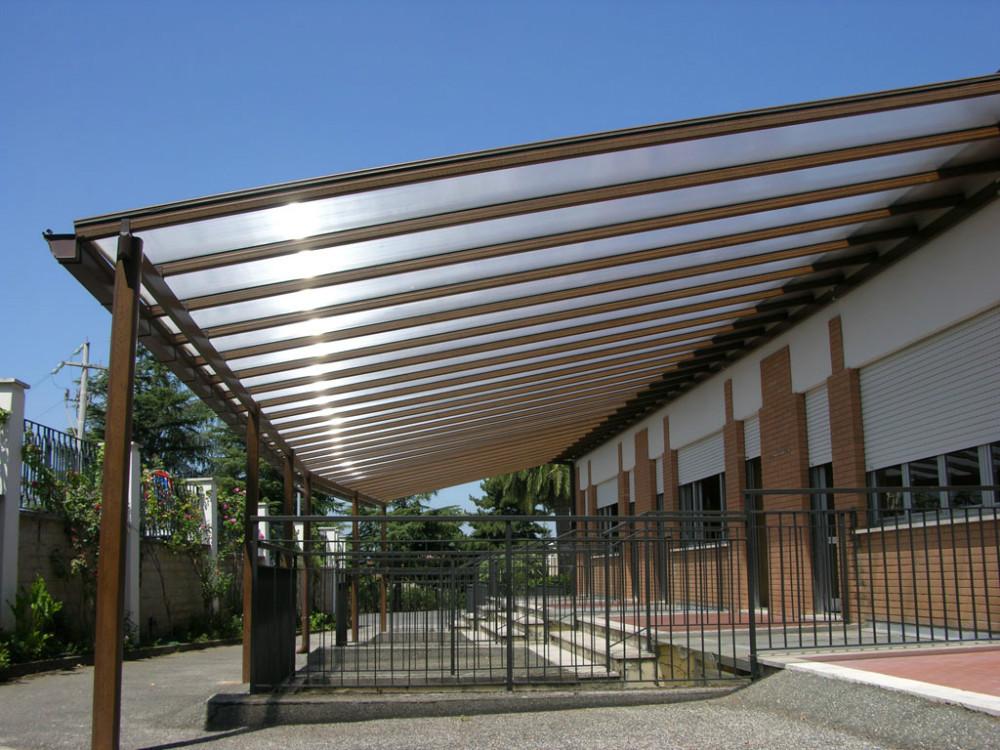 De policarbonato con recubrimiento uv transparente s lido roofing hoja de policarbonato terraza - Techo transparente policarbonato ...