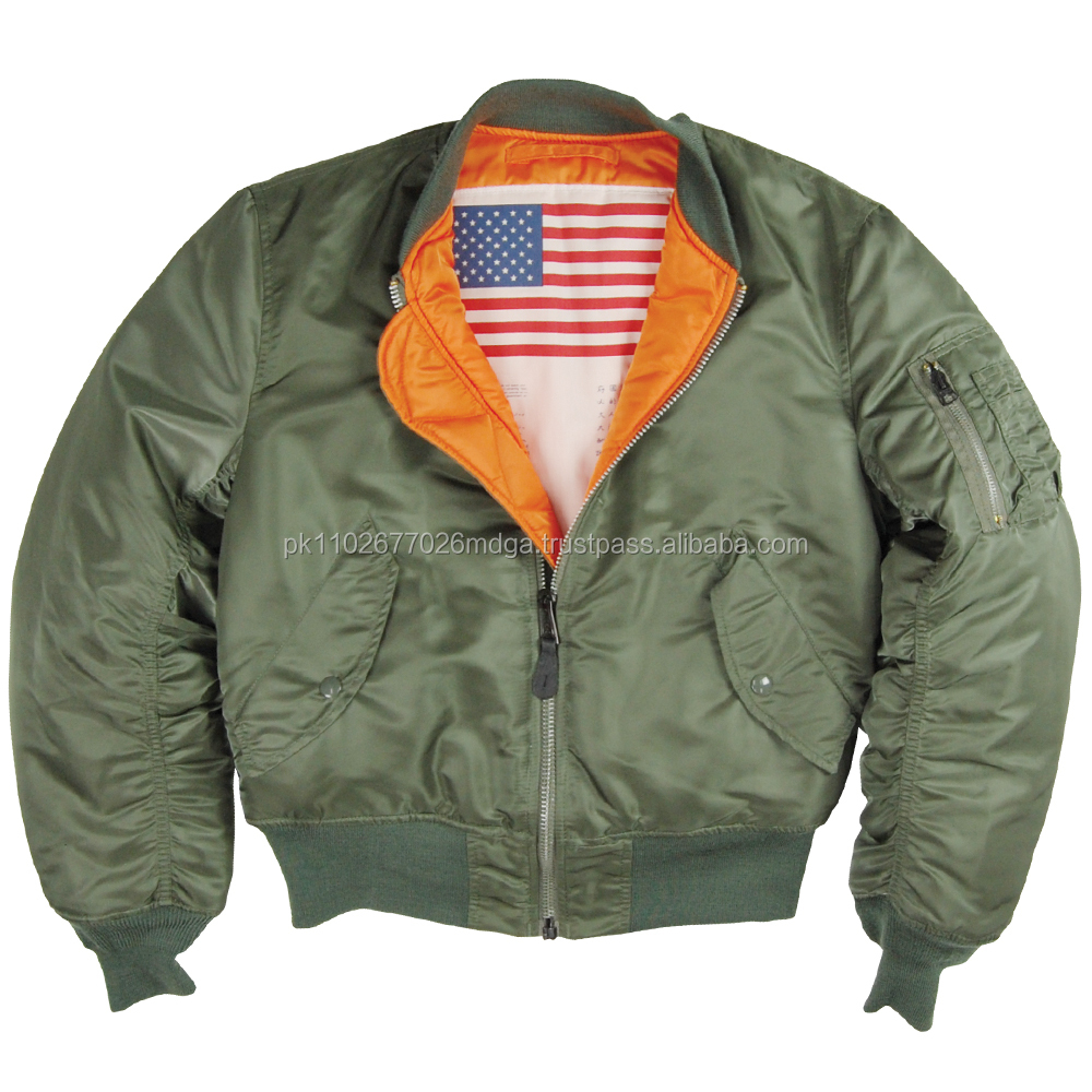 Original Men Nylon Bomber Jacket Wholesale,Bomber Jacket For Mens ...