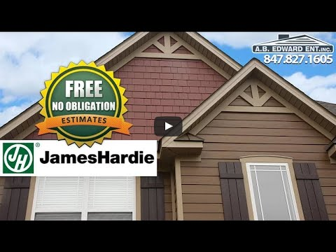 James Hardie Siding Chicago IL - Fiber Cement Siding
