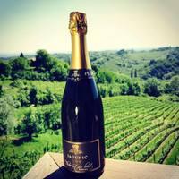 Three Stars brut-premium sparkling wine