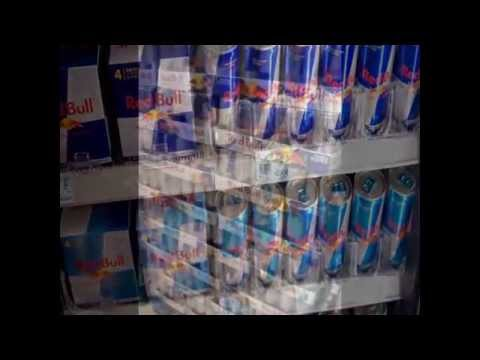 Red Bull Energy Drink blue, red & silver edition) for sale.